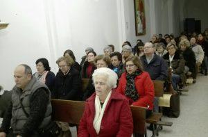 2018 / Marzo / Las Margaritas (Córdoba) / Misión