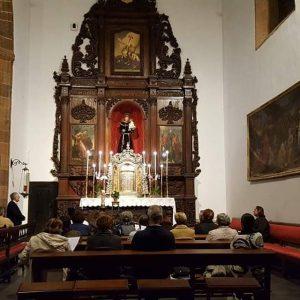 2018 / Noviembre / La Laguna (Tenerife) – Misión Parroquial