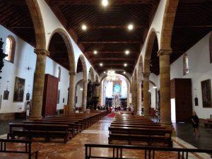 2018 / Septiembre / La Concepción (La Laguna, Tenerife) – Plan de Misión