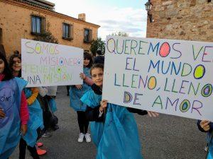 2019 / Noviembre / Torremejía (Badajoz) – Misión Parroquial